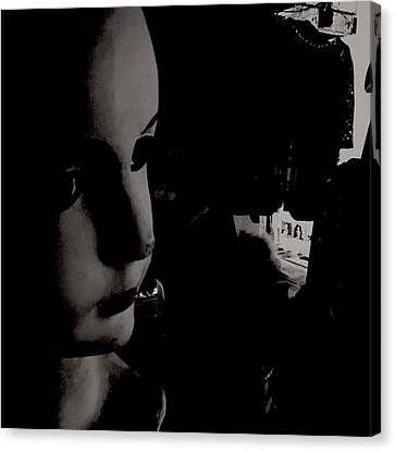 Toy Store Canvas Print - Creepy Old Stuff Viii by Marco Oliveira
