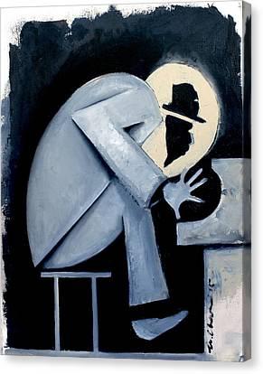 Canvas Print - Crepuscule by Martel Chapman