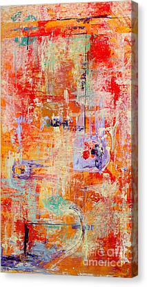 Crescendo Canvas Print by Pat Saunders-White