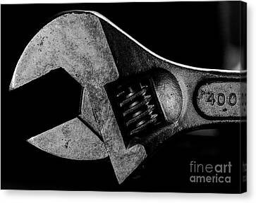 Canvas Print featuring the photograph Adjustable by Douglas Stucky
