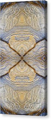 Cross Of Change Canvas Print by Tim Gainey