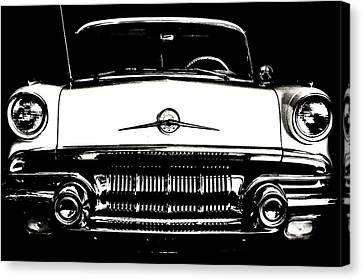 Cruisin' Canvas Print