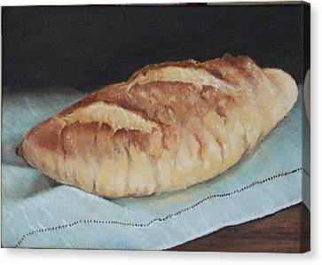 Crusty Loaf Canvas Print