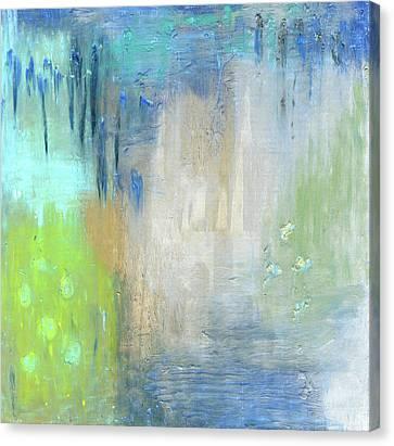 Crystal Deep  Canvas Print by Michal Mitak Mahgerefteh