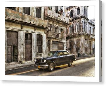 Cuba 01 Canvas Print by Marco Hietberg