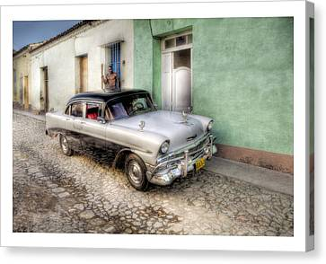 Cuba 04 Canvas Print by Marco Hietberg