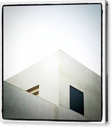 Canvas Print featuring the photograph Cubes II by Kevin Bergen