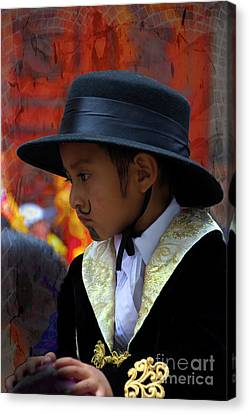 Cuenca Kids 784 Canvas Print