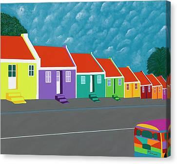 Canvas Print - Curacao Dreams IIi by Synthia SAINT JAMES
