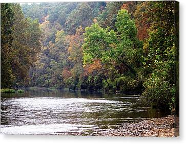 Current River 1 Canvas Print