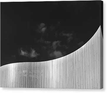 Curve Two Canvas Print by Wim Lanclus