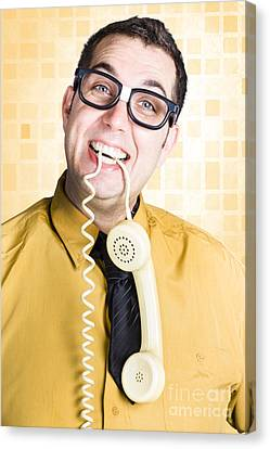 Customer Service Feedback Canvas Print by Jorgo Photography - Wall Art Gallery