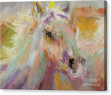 Cutting Loose Canvas Print by Frances Marino
