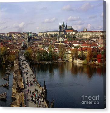 Czech Republic Canvas Print by Christian Grzimek