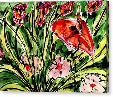 d Canvas Print by Baljit Chadha