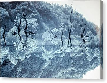 Daejeon Lohas 3 Canvas Print by Roy Cruz