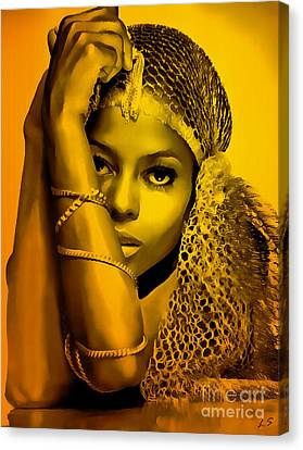 Daina Ross Collection - 1 Canvas Print