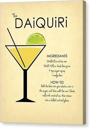 Daiquiri Canvas Print by Mark Rogan