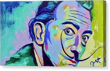 Dali 2 Canvas Print