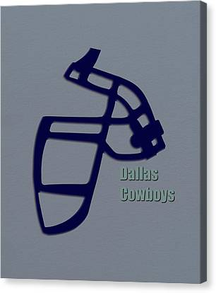Dallas Cowboys Retro Canvas Print