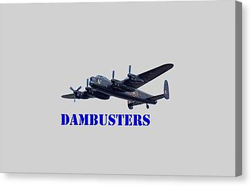 Dambusters Canvas Print