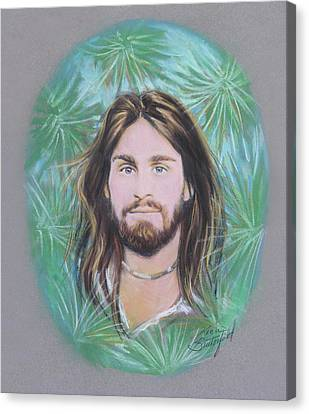 Dan Fogelberg Canvas Print by Kean Butterfield
