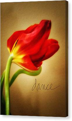 Dance Canvas Print by Mary Timman