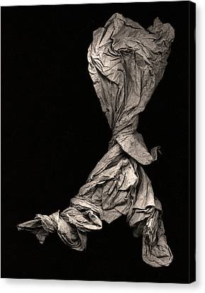 Dancer Two Canvas Print by Peter Cutler