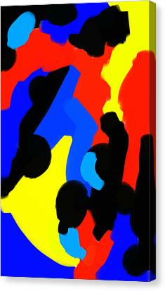 Dandubee Canvas Print by Andrew Karp