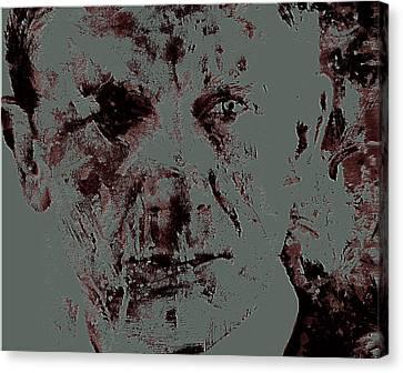 Daniel Craig 4f Canvas Print
