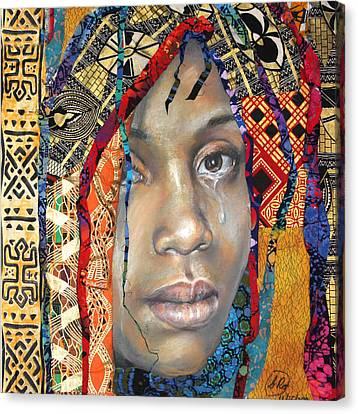Darfur 2.1 Canvas Print