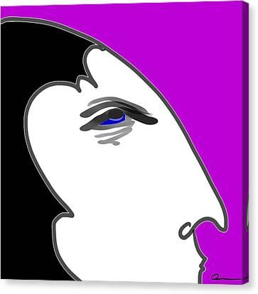 Dark Prince Canvas Print