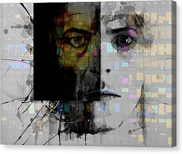 Songwriter Canvas Print - Dark Star by Paul Lovering