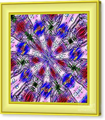 Darlyn Canvas Print