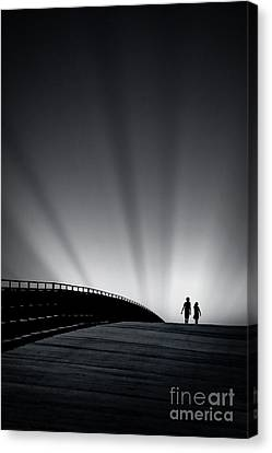Date With Destiny Canvas Print