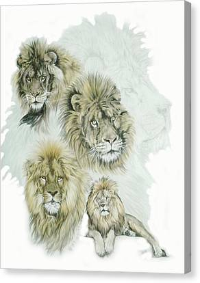 Dauntless Canvas Print by Barbara Keith
