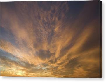 Dauphin Heavens Canvas Print