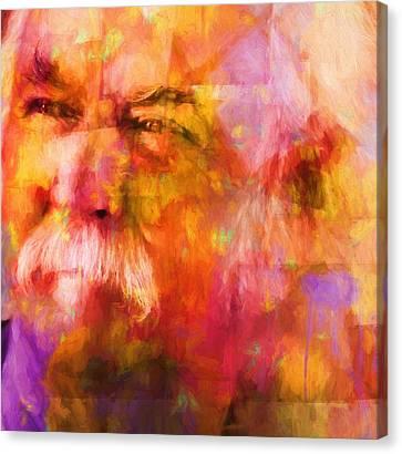 David Crosby Canvas Print