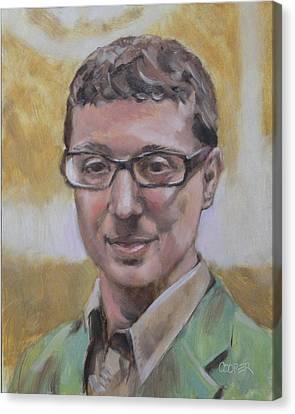 David Kassan Canvas Print