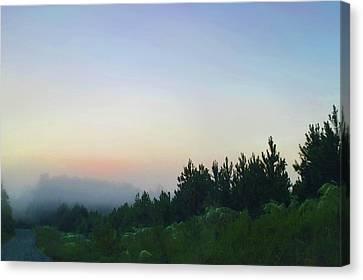 Dawn In Chatham Canvas Print