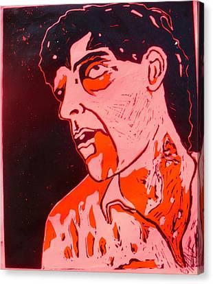 Dawn Of The Dead Print 6 Canvas Print by Sam Hane