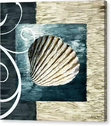 Sailing Ocean Canvas Print - Day At The Beach by Lourry Legarde