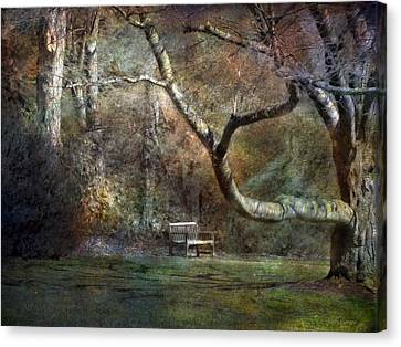 Canvas Print featuring the photograph Day Dream by John Rivera