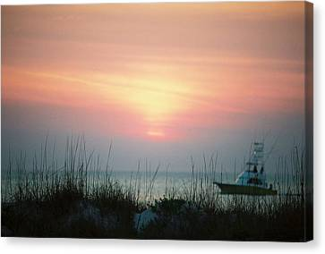 Days End.. Canvas Print by Al  Swasey