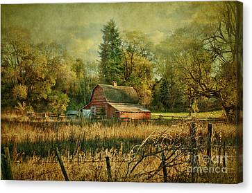 Days Gone By Canvas Print by Beve Brown-Clark Photography