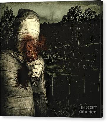 Dead Hearts, Black Souls Canvas Print by Jorgo Photography - Wall Art Gallery