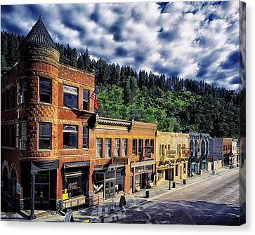Deadwood South Dakota Canvas Print by Movie Poster Prints