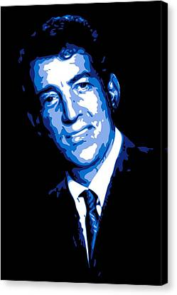 Dean Martin Canvas Print by DB Artist