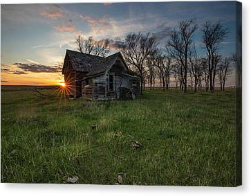 Virgil Canvas Print - Dearly Departed by Aaron J Groen