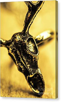 Death Commitment Canvas Print by Jorgo Photography - Wall Art Gallery